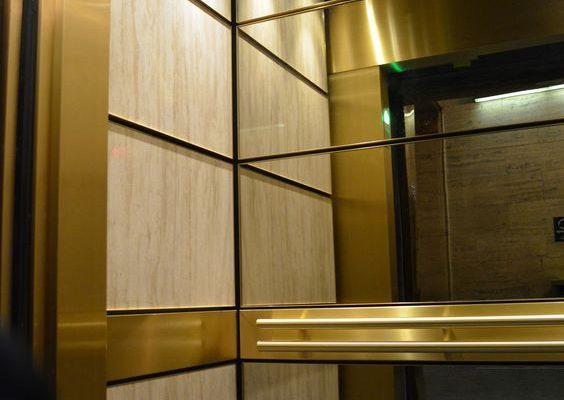 دستگیره کابین آسانسور